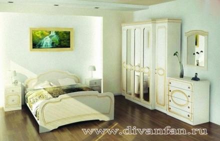 спальня Алана