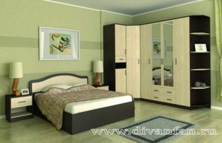 спальня Кира