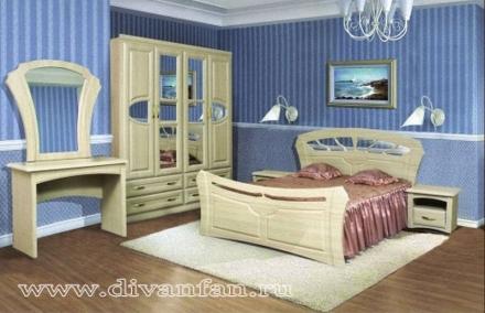 спальня Люция
