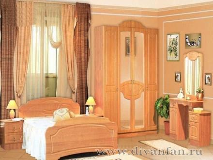спальня Фаина