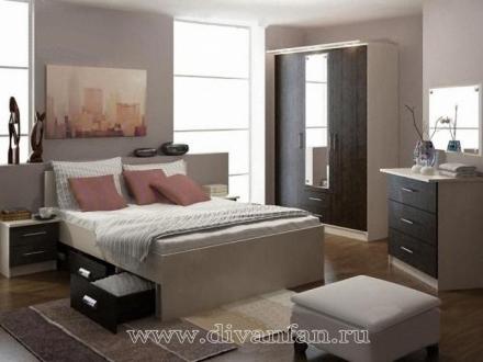 спальня Гледис