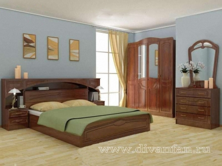 спальня Камелот