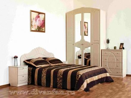спальня Тори