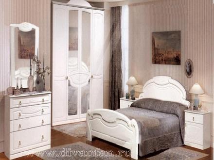 спальня Валенсия-2