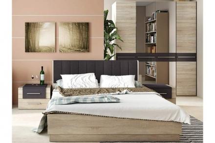Оригинальная спальня Алисия