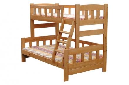 Двухъярусная кроватка Ника