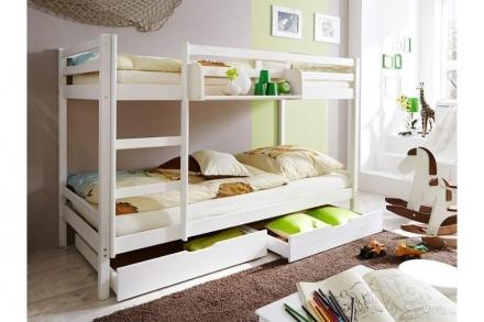 Двухъярусная кроватка Эмили