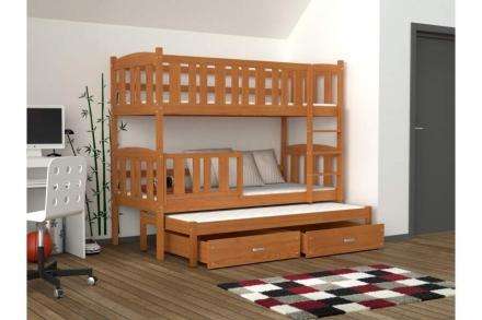 Детская кроватка Нота 3
