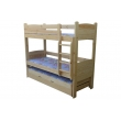 Двухъярусная кроватка Ника 5