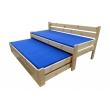 Детская кроватка Ника 7