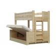 Детская кроватка Симба