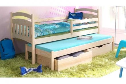 Детская кроватка Адель 2