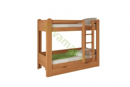 Двухъярусная кровать Корвет