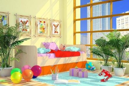 Кровать Орбита 10