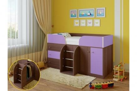 Кровать-Чердак Астра 5