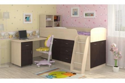Детская комната Дюймовочка 12