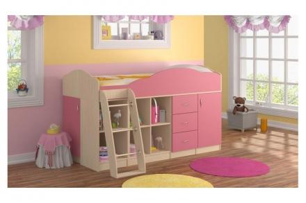 Детская комната Дюймовочка