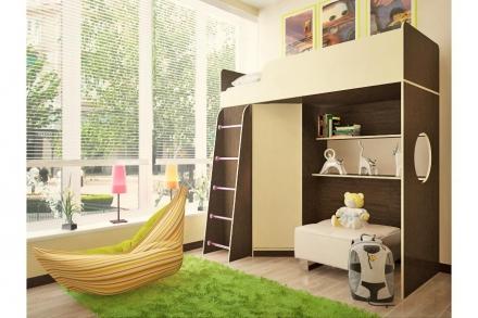 Детская комната Орбита 3, столик