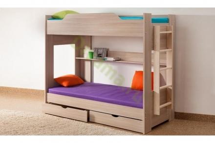 Двухъярусная кровать Барон