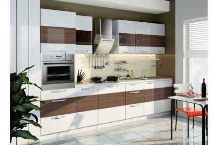 Кухня Оливия 4