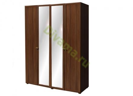 Шкаф распашной Типони 4