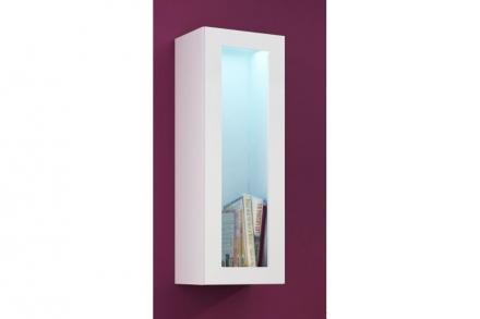 Виго витрина навесная малая вертикальная