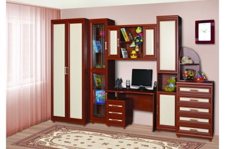 Подростковая комната Дана